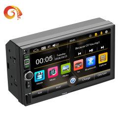 """Fabrik stellen 2 Auto-Audioautoradio-Auto-Spieler des LÄRM Autoradio 7 """" HD 7660s Universalscreen-Spieler-MP5 MP4 MP3SD/FM/MP4/USB/Aux/Bt zur Verfügung"""