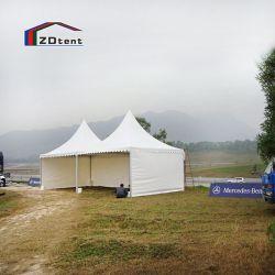 A fábrica 3x3m 4X4M 5X5M 6X6m Gazebo Pagoda tenda evento para a promoção de vendas