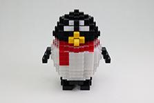 QQ Penguin Artesanato Modular para brinquedos para crianças decoração e mobiliário moderno