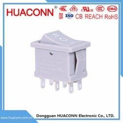 Home Appliances를 위한 UL/VDE/CCC/Kc Light Color Series Rocker Switches