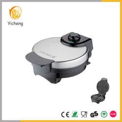 調節可能な温度調整の電気ステンレス鋼型のワッフルメーカーのワッフル機械