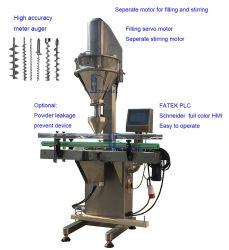Vollautomatische Kaffeemaschine Für Kakao-Milchkaffee Mit Pulvermehl, Salzverpackungsmaschine