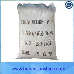 산업용 CAS No. 7681-57-4 메타비스쿨프라이트 나트륨 공급