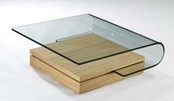 Fördernder heißer verbiegender ausgeglichenes Glas-Tisch