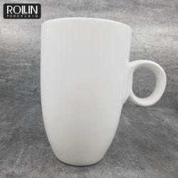 La Porcelaine Céramique Mug ronde pour le café ou thé