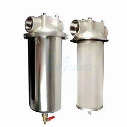 1 микрона агломерации металлических пористого фильтра трубки из нержавеющей стали металлокерамические фильтр для фильтрации воды