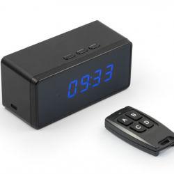 Сша ЕС Великобритания Full HD невидимый ванная комната скрыть таблицы камер часы мини-Video Recording (avp022X)