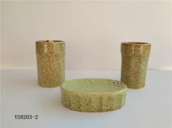 Alterado el horno de cerámica de color de esmalte Accesorios de Baño