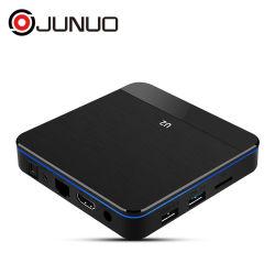 2020 Nuevo Producto Amlogic S905 X3 Quad Core Brazo Cortex-A55 CPU Lpddr3 2GB/4GB de Smart TV Box
