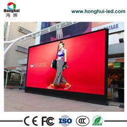 P6 HD Location Affichage LED du panneau de plein air pour la publicité stade mur vidéo