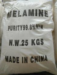 Чистота 99,8% меламина с заводская цена