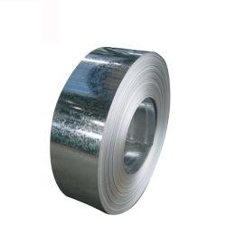 Dx51d galvanisierte Streifenbildungs-Schlitz-heißen eingetauchten galvanisierten Stahlstahlstreifen