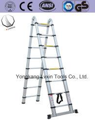 Aluminium Ladder Van Stabiele Kwaliteit Met Telescopische Functie