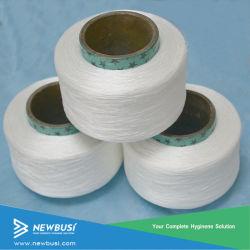 Elástico de alta Spandex para pañales desechables de materias primas