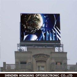 최신 판매 HD P6 옥외 텔레비젼 발광 다이오드 표시 광고