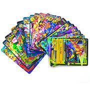 PokemonのトレーディングカードのPokemon Gxの前のメガ札のチームのためにVつはVmaxまれなHoloを梳く