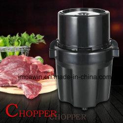 acier inoxydable puissant de bonne qualité de la viande électrique lame de hacheur de paille