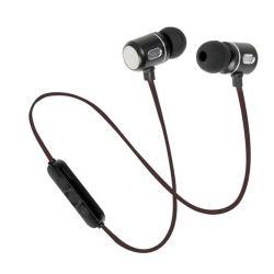Boîtier en alliage métallique avec aimant NdFeB Crisp et nettoyer son de basse écouteurs Bluetooth dans l'oreille