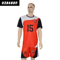 Het Team Jersey van het Voetbal van de douane 100% Droge Kleurrijk van de Jeugd van de Polyester snel