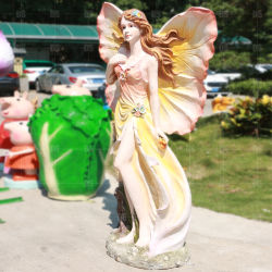 الصين مصنع حديقة زخرفة [فيبر غلسّ] ساحر اصطناعيّة نحت تماثيل مع [غود قوليتي] وسعر