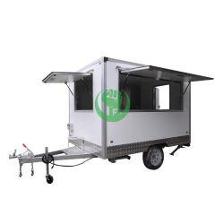 Comida de reboque alimentar pop-up Truck Restaurante