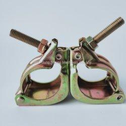 La goccia ha forgiato l'armatura/accoppiatore dell'impalcatura/l'accoppiatore fisso armatura