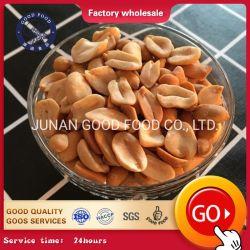 Kann preiswertes Dörrobst geblichener Erdnuss-Kern Imbiss-Nahrungsmittelgesunder Büro-Imbiss-Nahrungsmittelknusperiger salziger geblichener Erdnuss-Kern