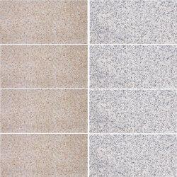 建物の屋外の装飾のための装飾的な灰色またはベージュ色外部の石塀のタイル