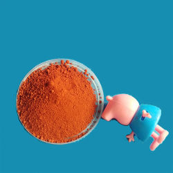Chemisches Eisen-Oxid-rotes Pigment 190