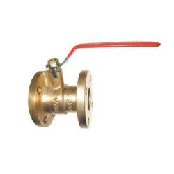 던지기 청동색 Class150 150lb는 벨브 수동 핸들을%s 가진 공 플랜지를 붙였다