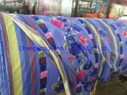 寝具の織物3Dによって印刷されるポリエステルファブリックポリエステルによって編まれるあや織りか明白な織り方