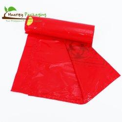Bolsa de plástico de los desechos médicos de emergencia, infecciosa Autoclavable Biohazard bolsa