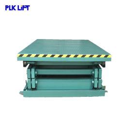 Table élévatrice à ciseaux de gros de la table de travail intérieur fixe