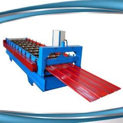 ナイジェリアの市場のための機械を形作るアルミニウムMetropoleの屋根瓦ロール