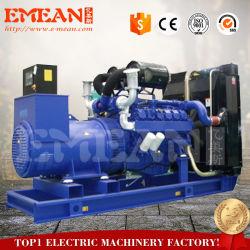 China marca local Abrir generador diesel 400kw Yuchai bajo precio