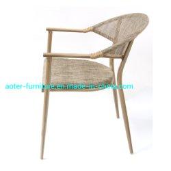 Silla de Jardín Venta caliente resistencia UV la elasticidad de comedor Muebles de jardín Textilene