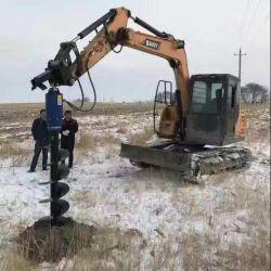 Grabendes Maschinen-hydraulisches Massen-Bohrgerät des Loch-Ka6000 für Exkavator