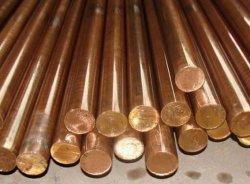 C10100 koperen ronde (platte) stang voor industrieel gebruik