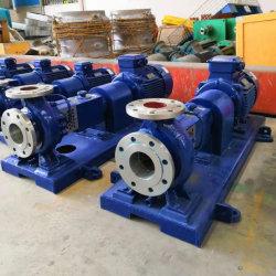Industrielle zentrifugale chemische Enden-Saugpumpe, Wasser-Pumpe, Öl-Pumpe