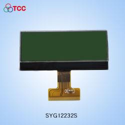 122*32 puntos LCM Cog el módulo de pantalla de LCD Panel gráfico