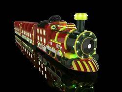 Parque de Diversões Mini Electric Trackless Passeios de trem turístico para venda