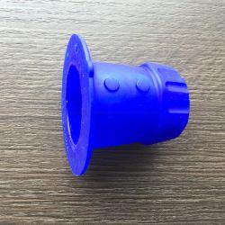 Protezione modellata termoresistente su ordinazione della gomma di silicone