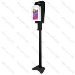 Aiyos новый патент 10,1 дюйма Touchless Автоматическая дезинфицирующие киоск для школ