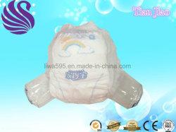 Calças Homebaby OEM cuidados descartáveis Fraldas para bebés de algodão