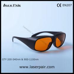 200 - 540nm et 900 - 1100nm Lunettes de protection de l'oeil / Filtre / objectifs pour les produits de beauté à partir d'Laserpair