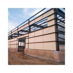 Prefabricados de bajo coste de almacén de acero estructural