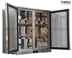Marcação Certificação CB e exibição de volta Bar Cerveja do resfriador frigorífico fabricados na China