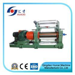 Heißer Verkauf! Reifen Maschine Gummi zwei Rollen Mischmühle Mischer mit CE ISO9001