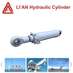 Nicht standardmäßiger Jack-Zylinder für Windkraft-Installationsbehälter