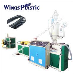 Автоматическая пластиковые PP материалов гибкие телескопической гофрированный шланг бумагоделательной машины